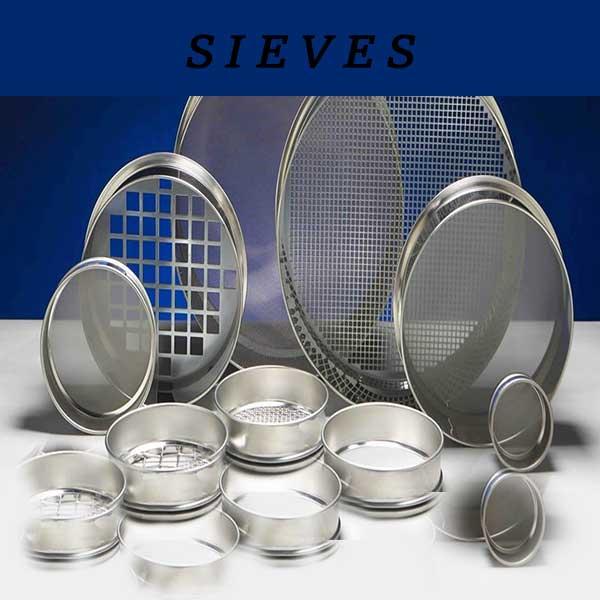 CCI - Sieves