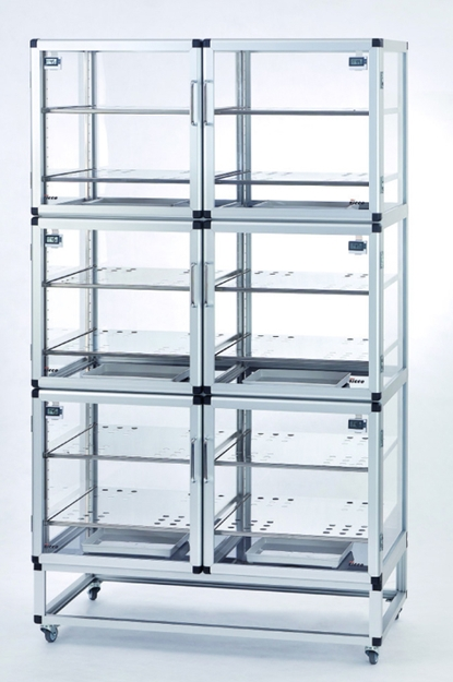 DESICCATOR CABINET ANTISTATIC WALL
