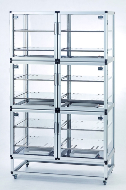 DESICCATOR CABINET AUTOMATIC WALL