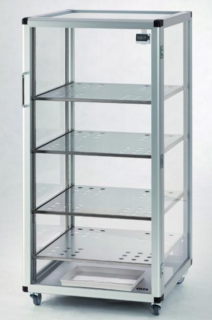 DESICCATOR CABINET GLASS VITRUM MAXI 1