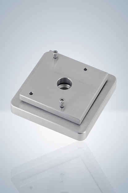 PERISTALTIC PUMP ADAPTER PLATE