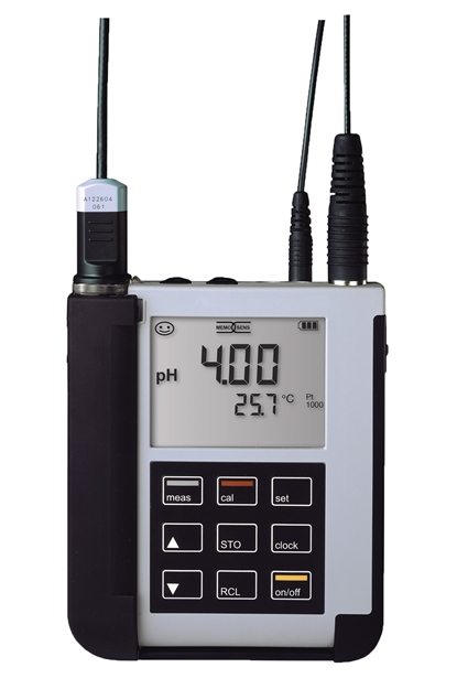 PH METER PORTAVO 904 X MULTI