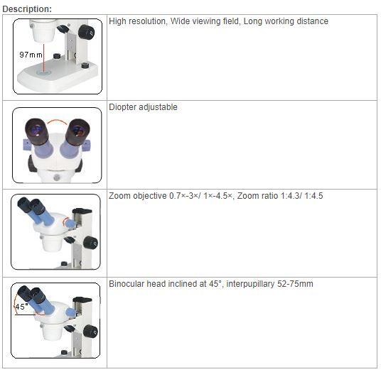microscope NSZ405-2