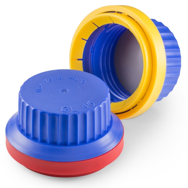 TAMPER EVIDENT SCREW CAP